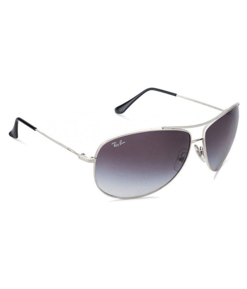 d505ecfdfb6 Ray-Ban Grey Aviator Sunglasses ( RB3293 003 8G 67-13 ) - Buy Ray ...