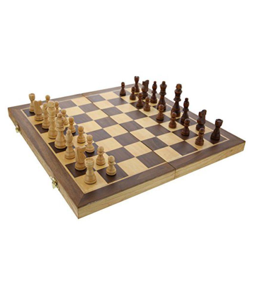 Velvet Chess Board - Velvet Chess Board - 15.5 Inches