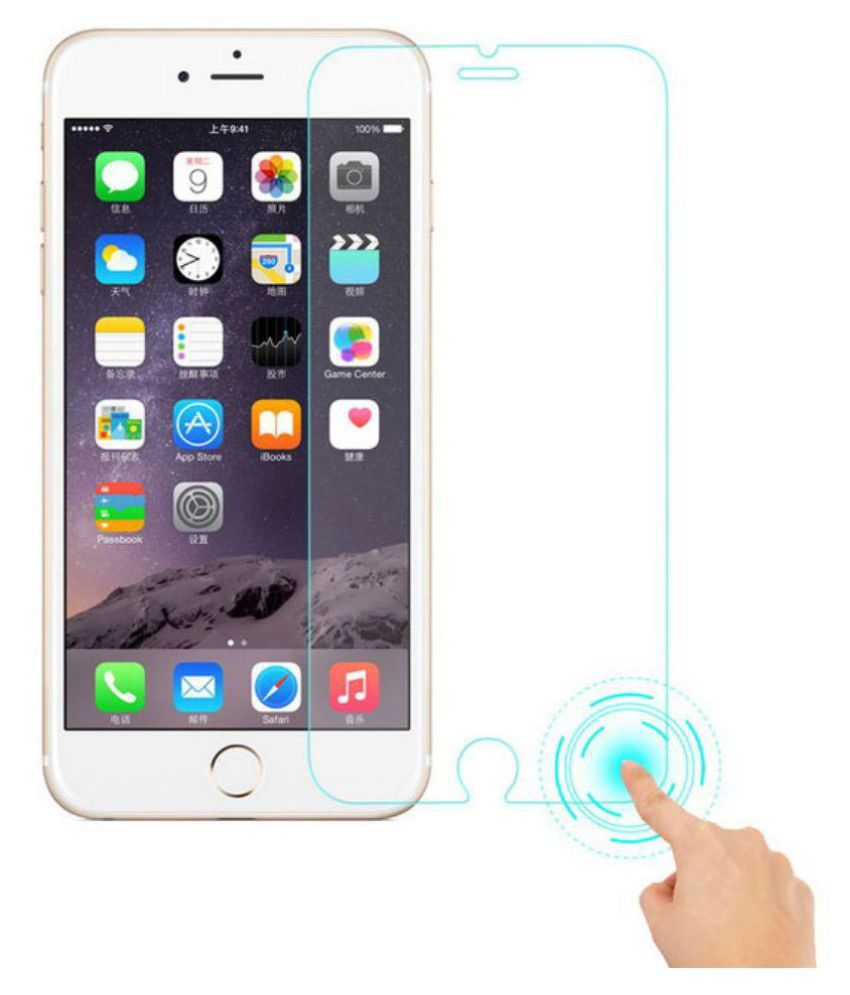 Apple Apple iphone 6 Plus & 6S Plus Smart Tempered Glass Screen Guard By SONYRED
