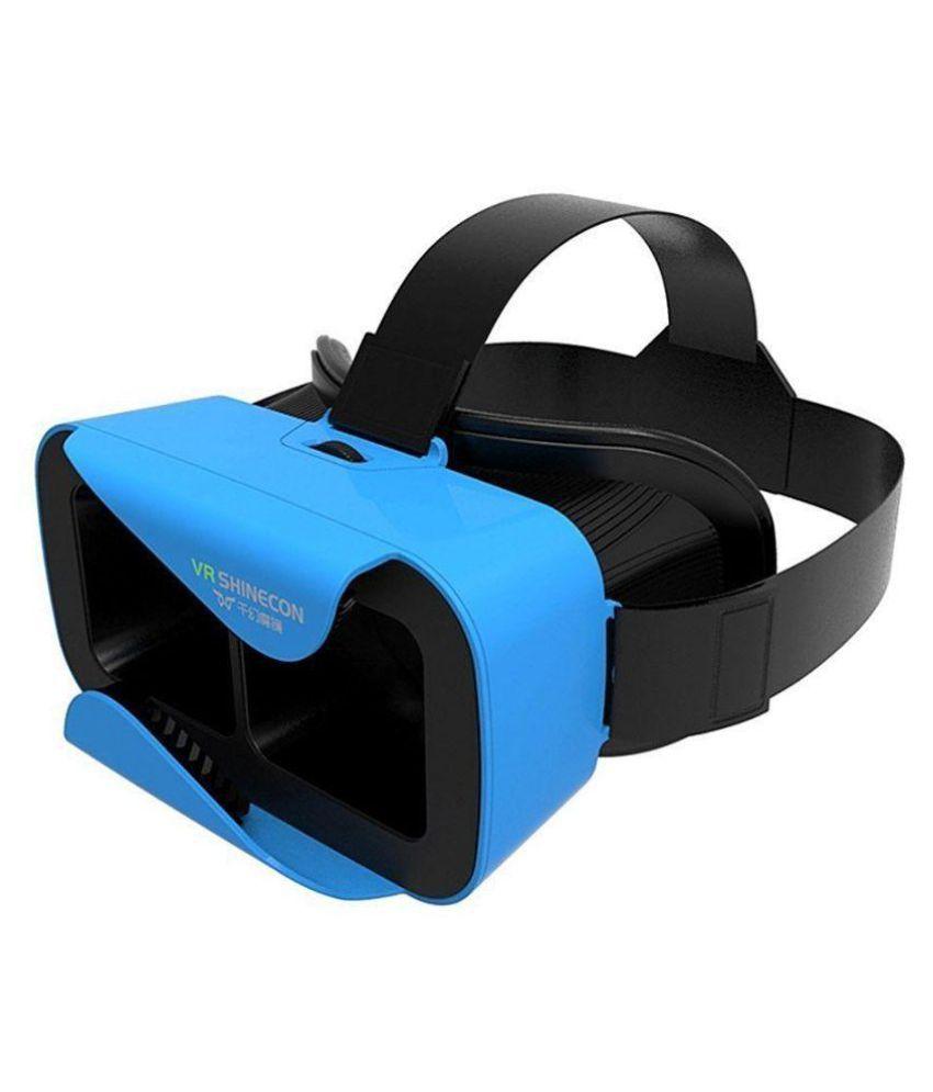 VR Shinecon Blue VR Box