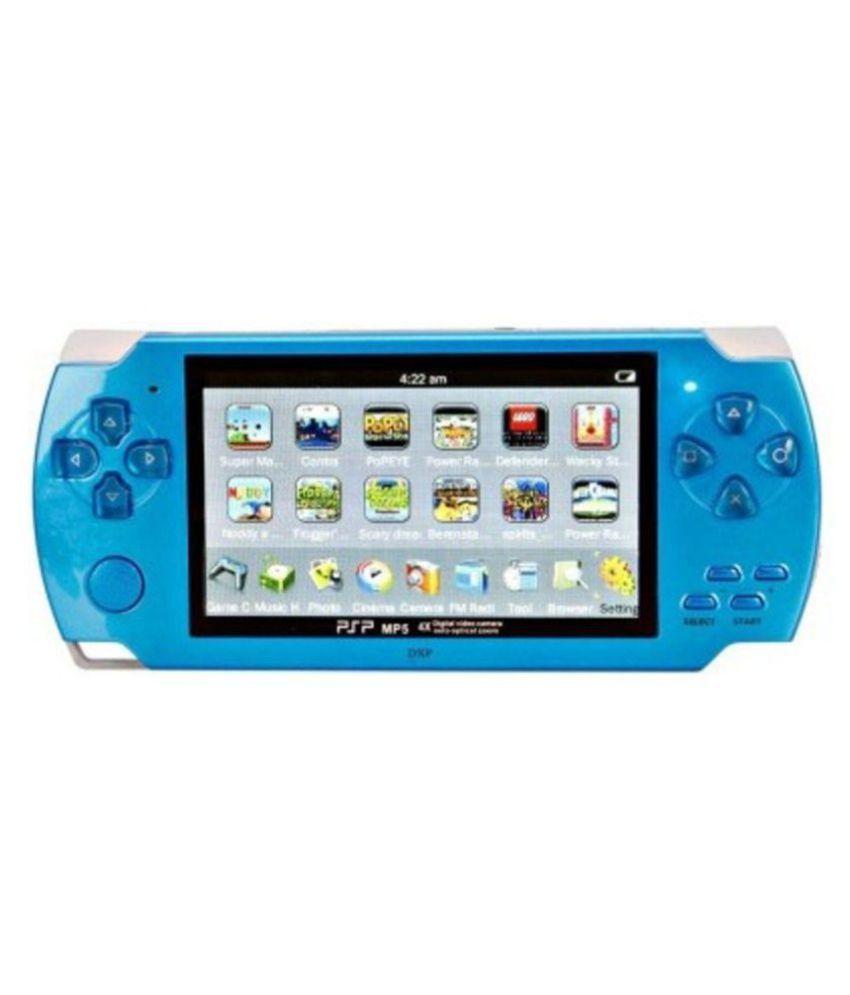 Shree Ji Enterprises PSP 4GB Handheld Console ( )