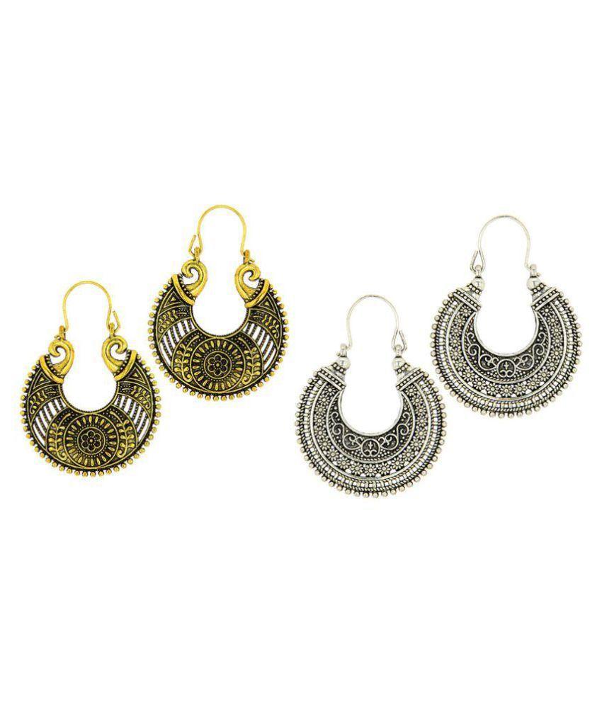 Kaizer jewelry   Multi Chandeliers Earrings  pair of 2