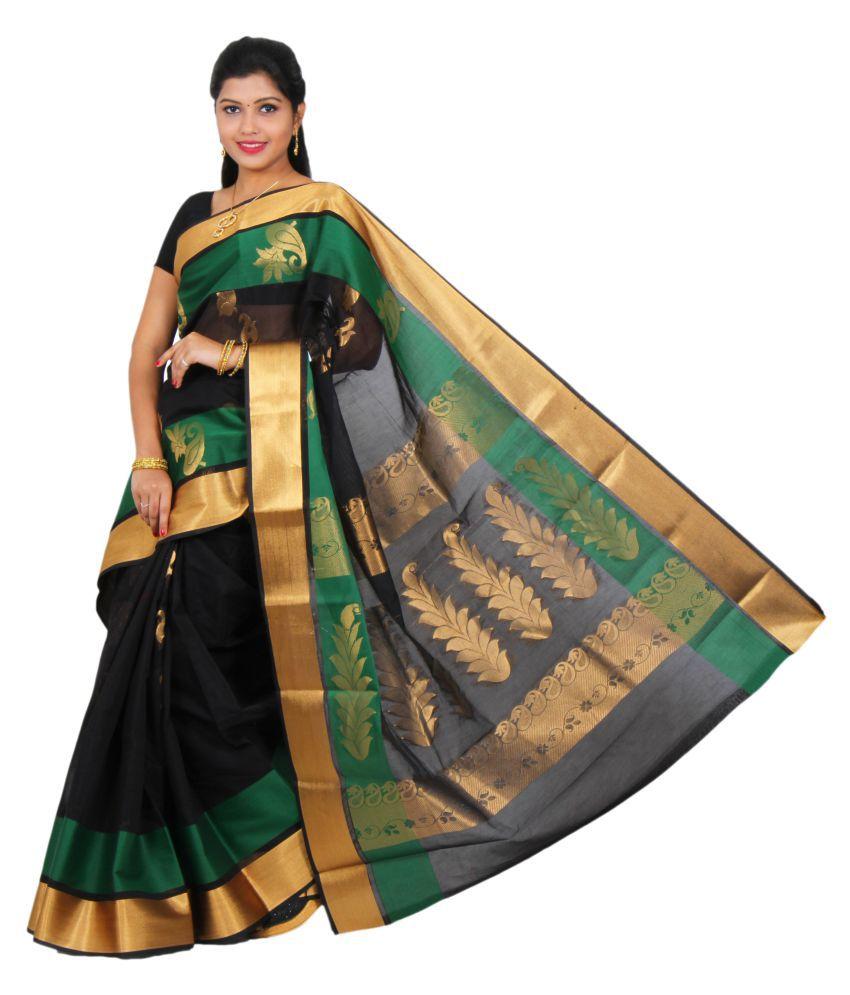 094b5a9b7 The Chennai Silks - Silk Cotton Saree - Buy The Chennai Silks - Silk ...