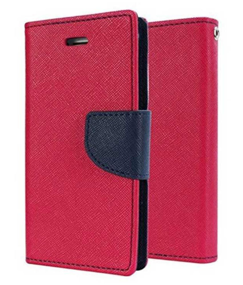 Asus Zenfone C Flip Cover by Kulasri Empire - Pink