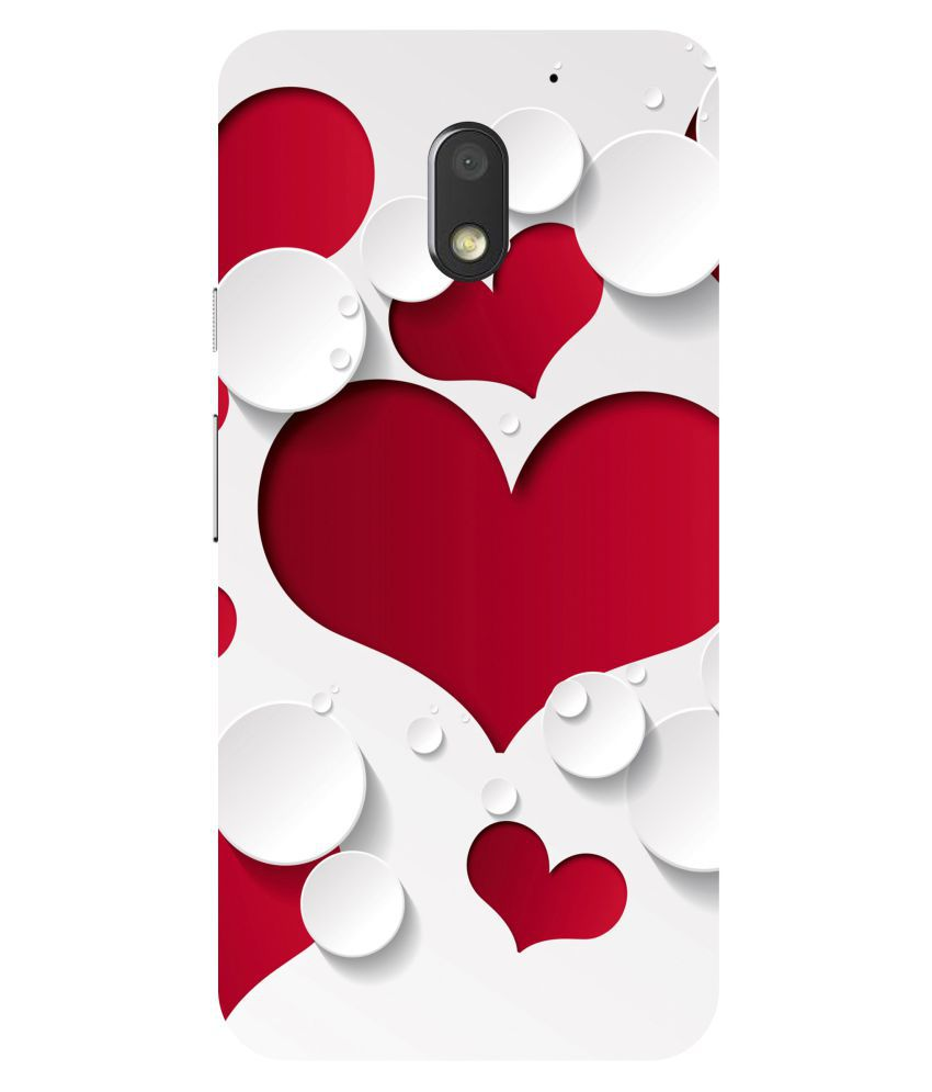 the best attitude bd2a9 15dae Moto E3 Power Printed Cover By kizil