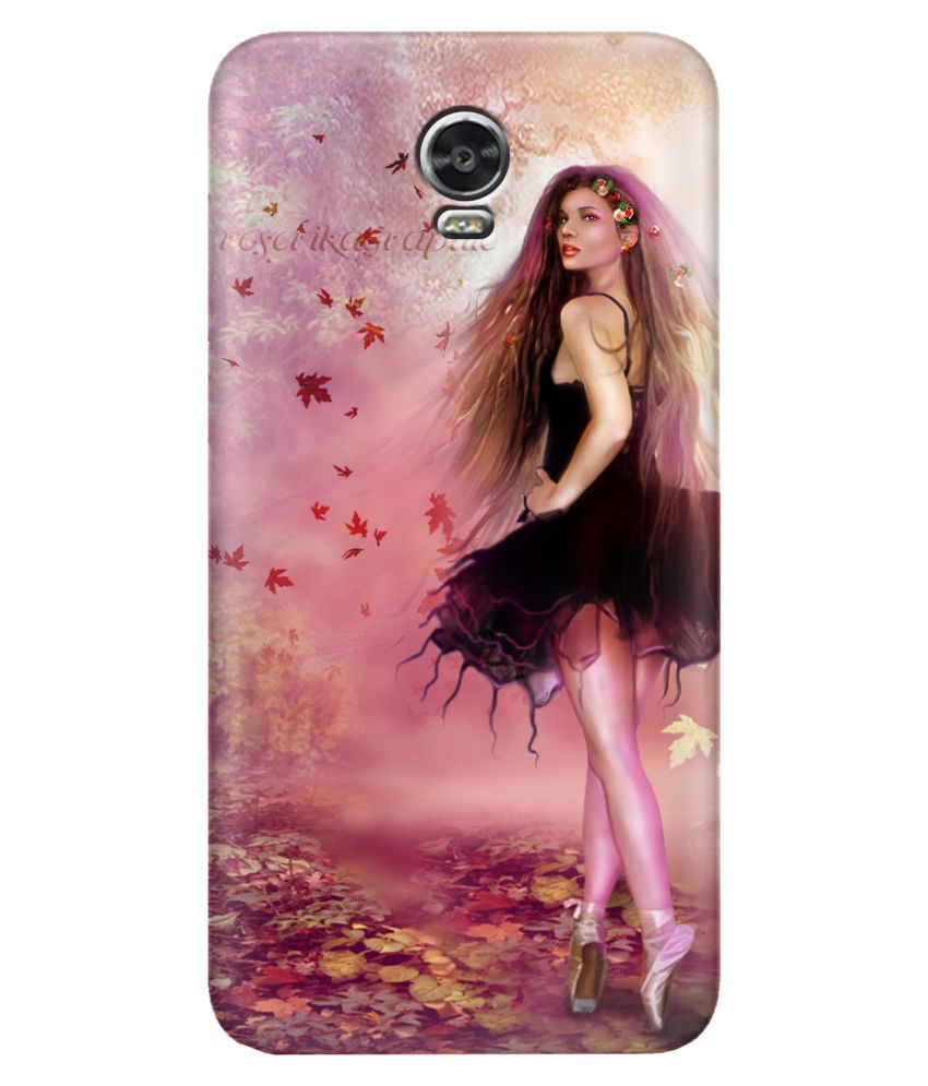 Lenovo Vibe C Printed Cover By SWAGMYCASE