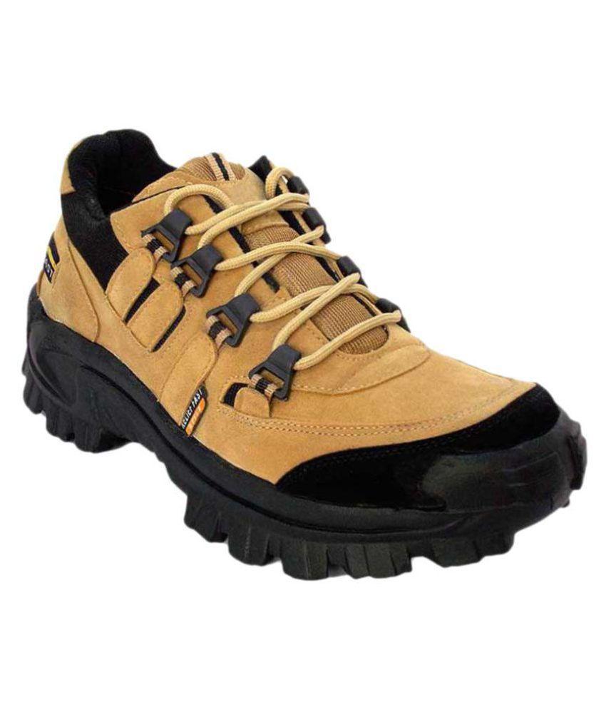 Aleg Tan Hiking & Trekking Boot