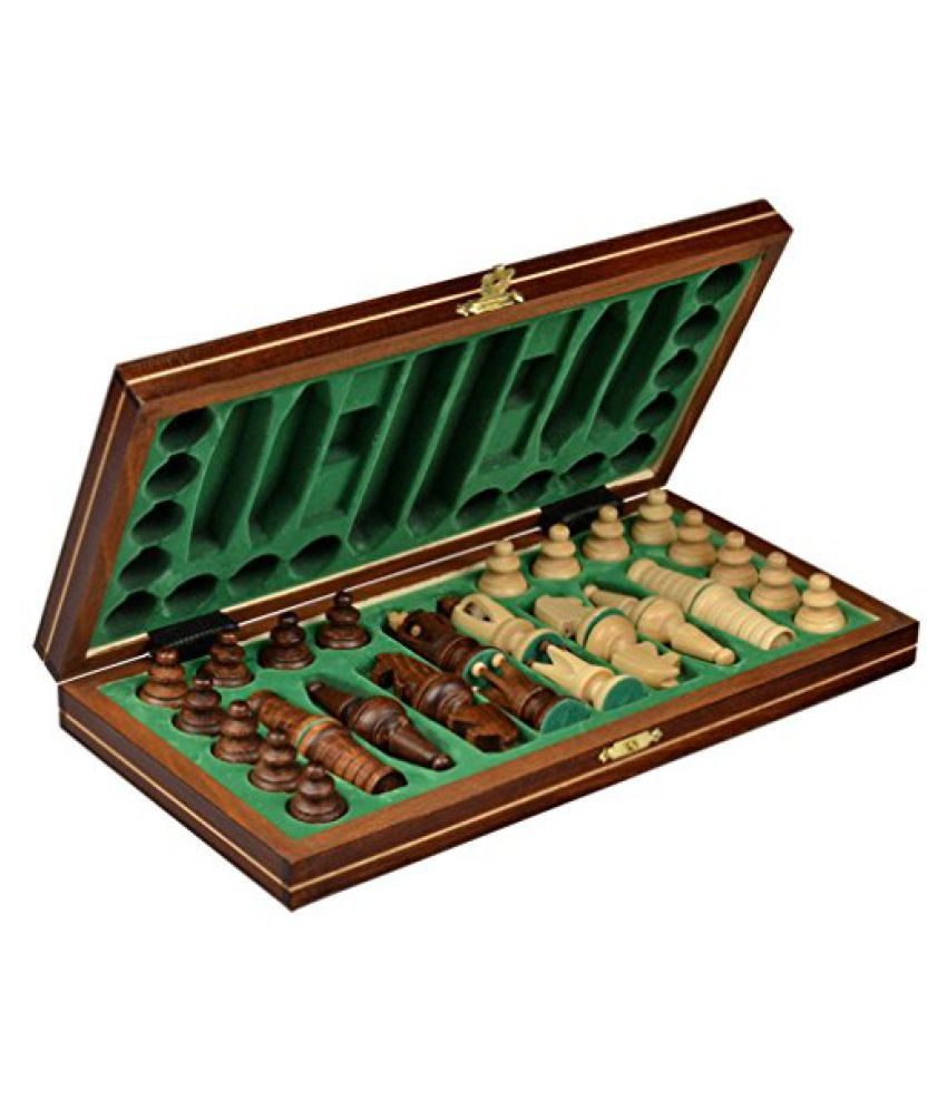 Chess Mini Royal European Chess Set Game