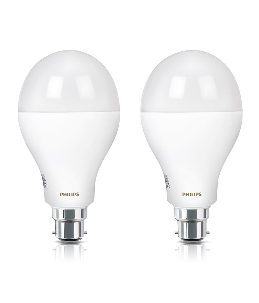 Philips 20W LED Bulb Pack of 2: Buy Philips 20W LED Bulb Pack of 2 ...