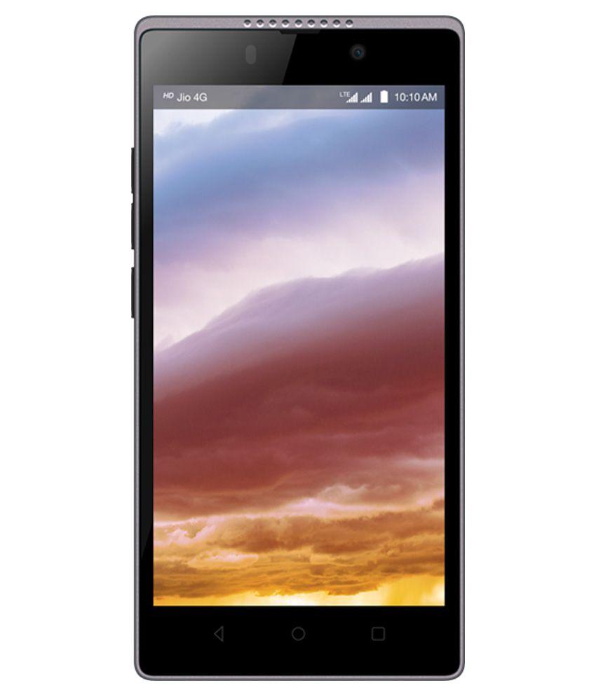 LYF Wind 7 ( 16GB , 2 GB ) White