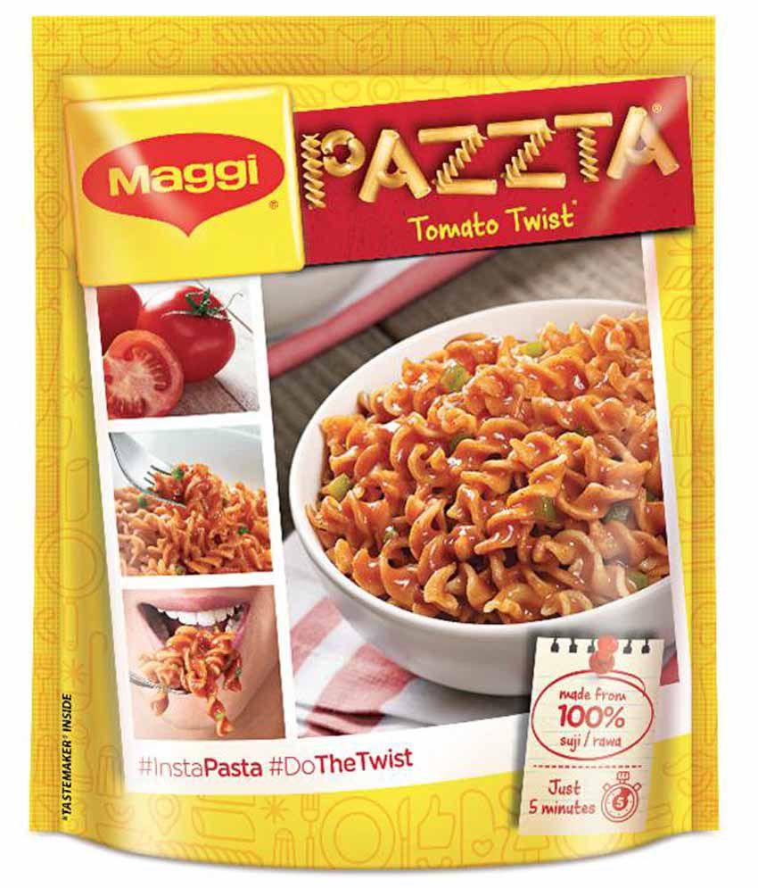 How to make maggi cheese pasta
