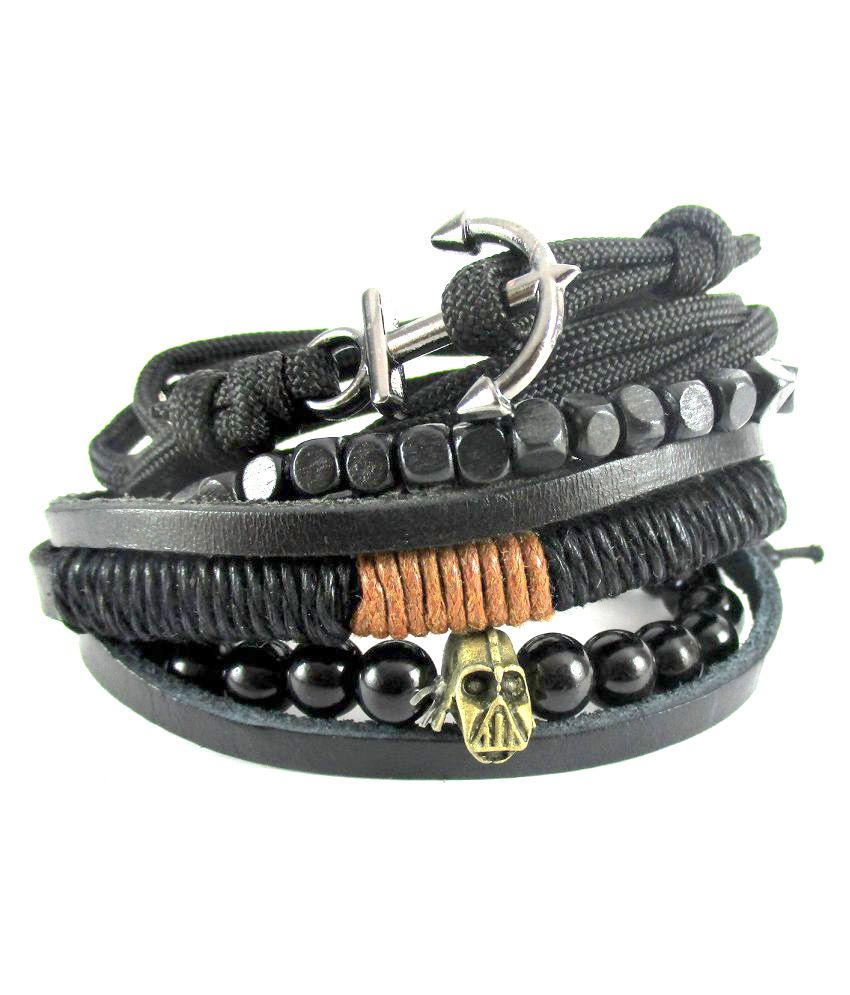 Streetsoul Black Bracelet