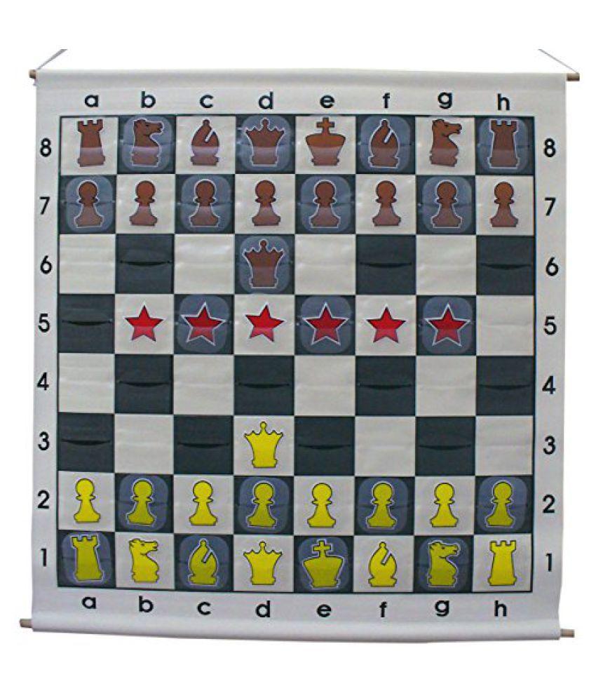 Giant Teaching Chess Board