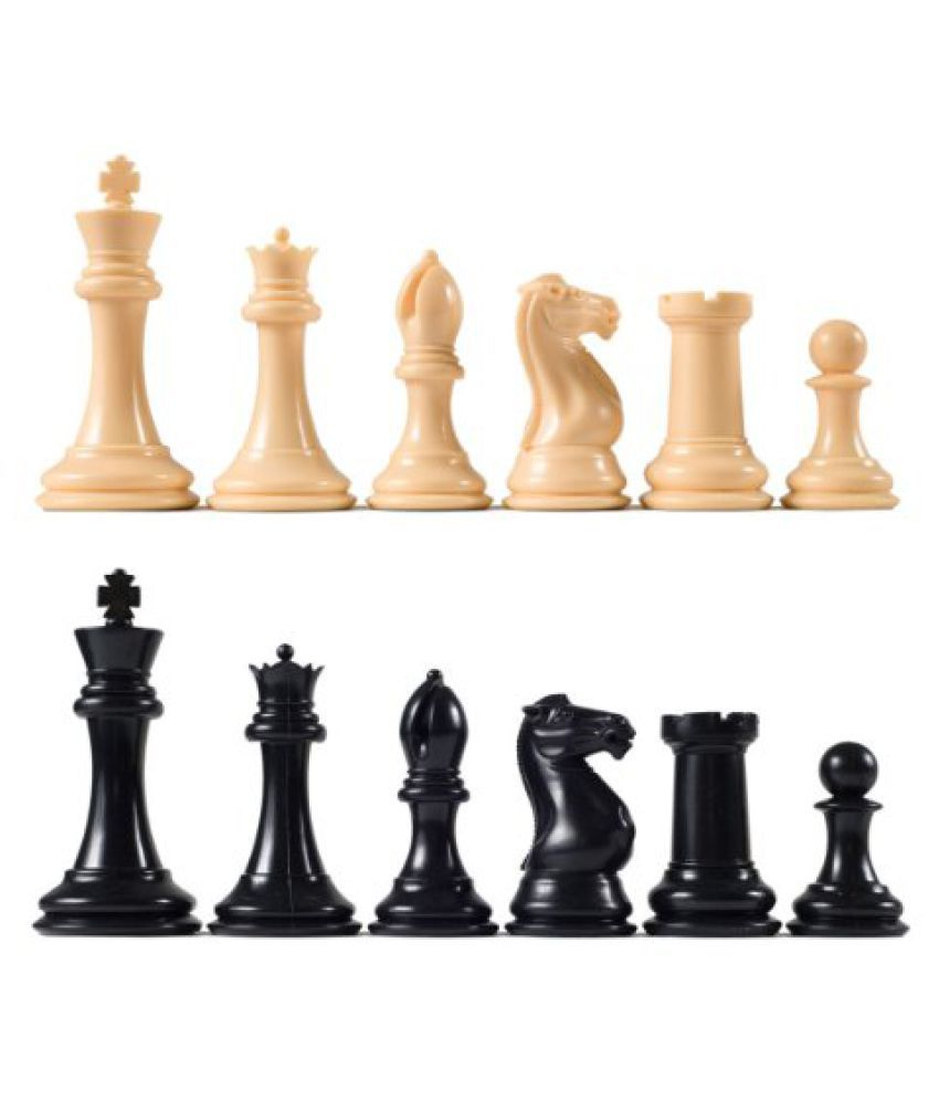 Premier Tournament Chess Pieces with 4 1/8