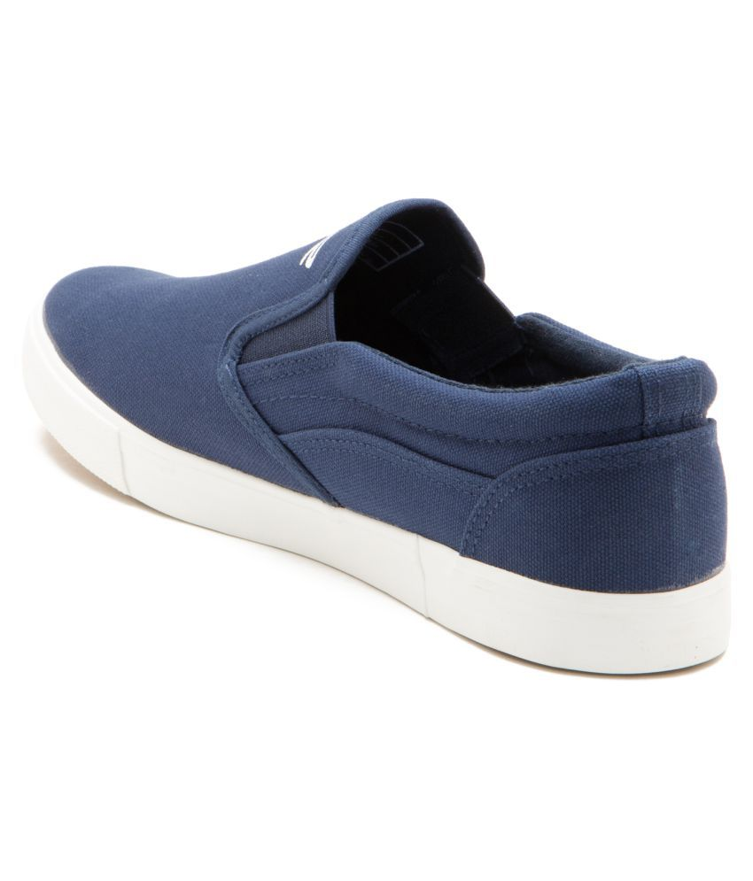 c4e93f0cca Lancer Lancer Men's Canvas Sneaker Sneakers Navy Casual Shoes - Buy ...
