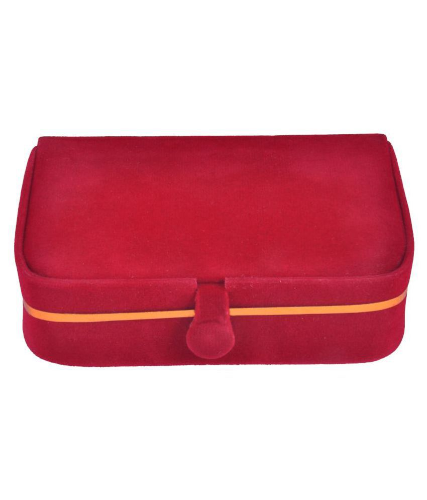 Motherland Red Jewelry Cases - 1 Pc