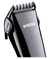 Nova NHT 1048BL Beard Trimmer ( Black )