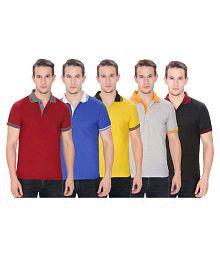 Baremoda Polo T Shirts  Buy Baremoda Polo T Shirts Online at Best ... aa437c7b9fe