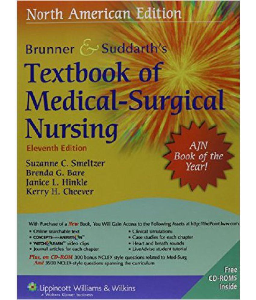 Brunner & Suddarth'S Textbook Of Medical-Surgical Nursing: Buy