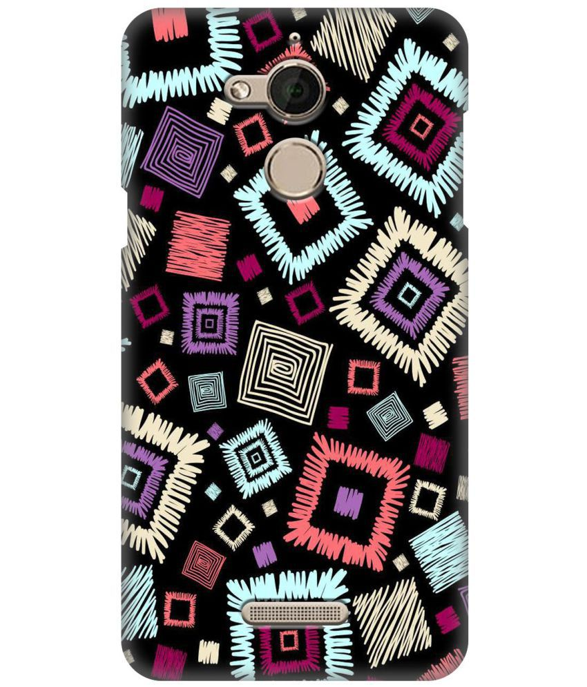 Coolpad Note 5 Printed Cover By LOL