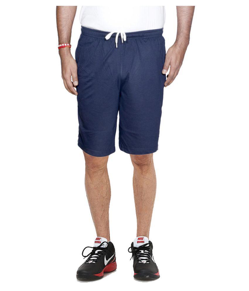 Indiweaves Blue Shorts