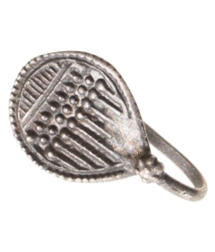 Silvermerc Designs Silver Nosepin