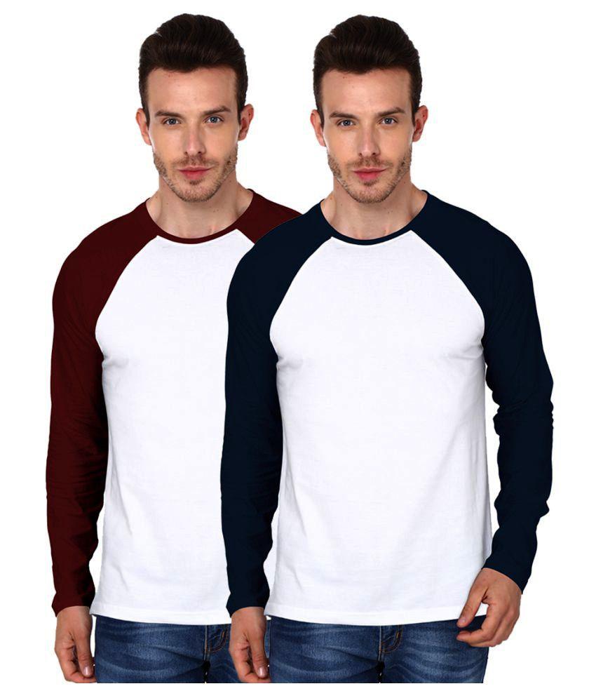 99tshirts Multi Round T-Shirt