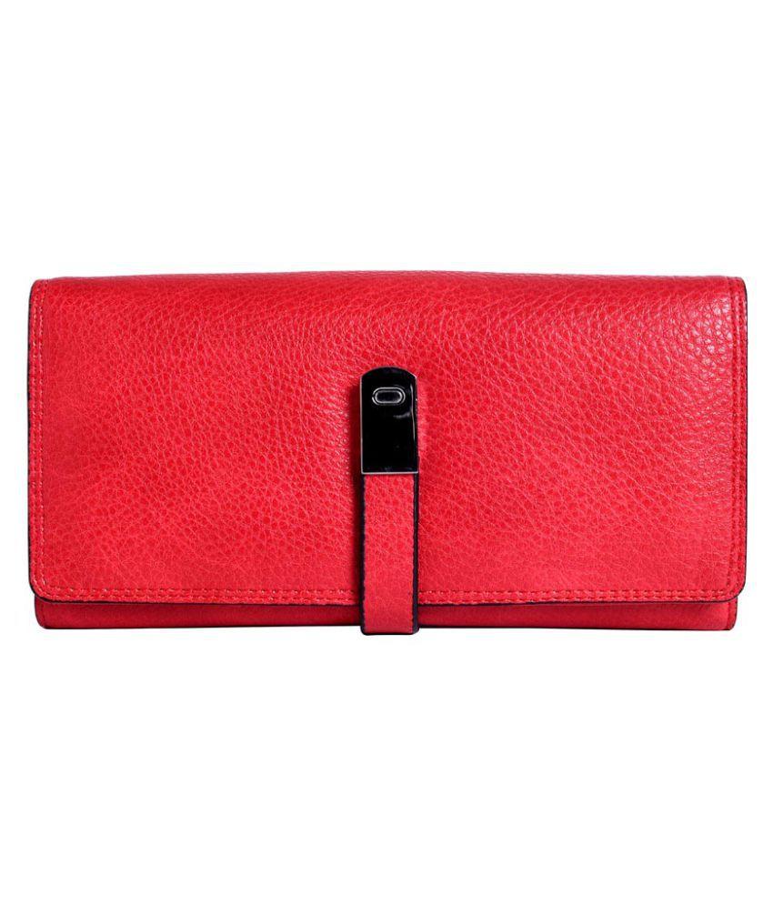 Lino Perros Red Wallet