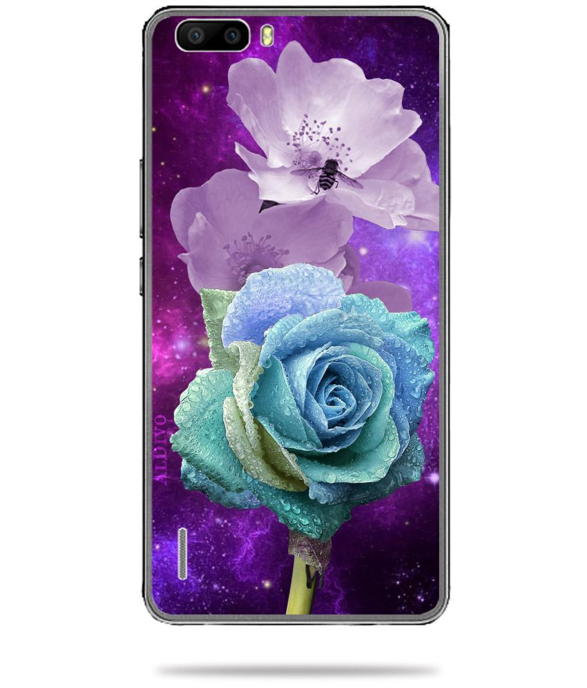 Huawei Honor 6 Plus Printed Cover By ALDIVO