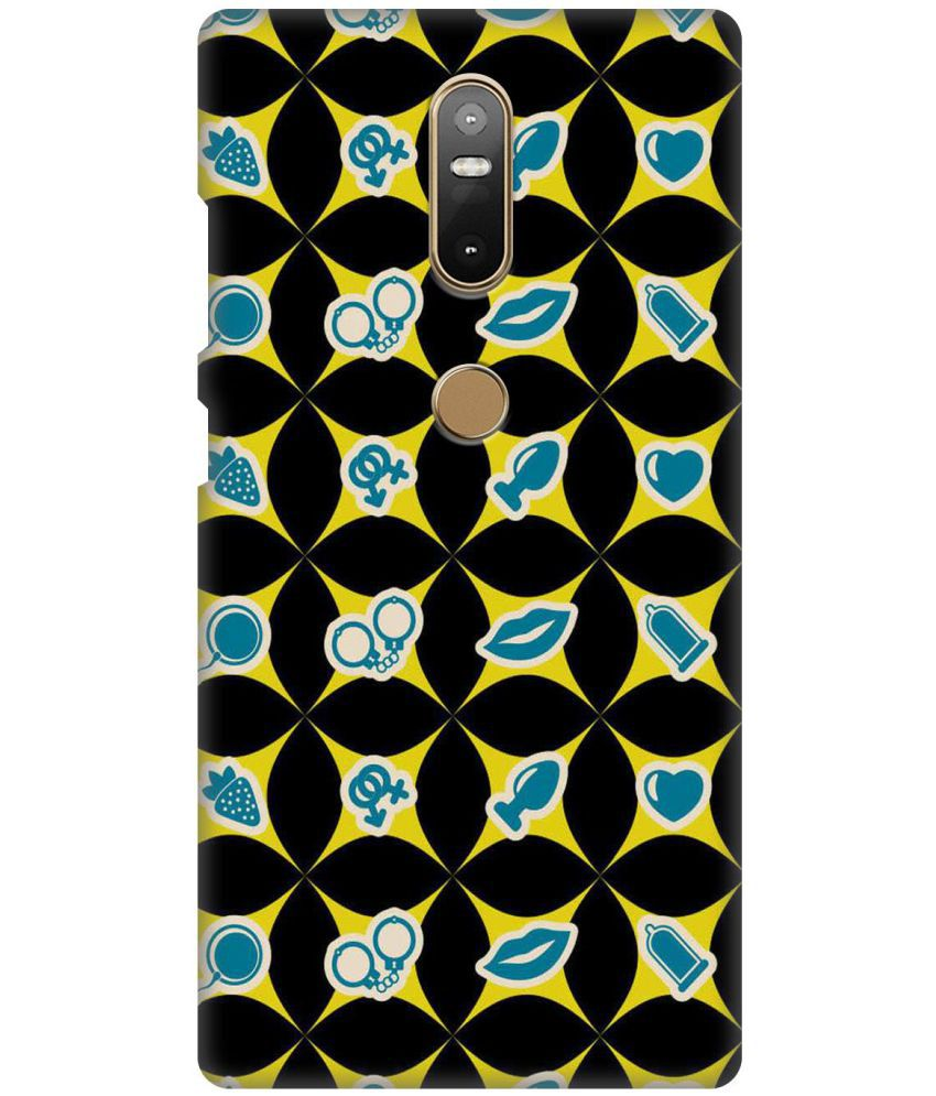 Lenovo Phab Plus Printed Cover By ZAPCASE