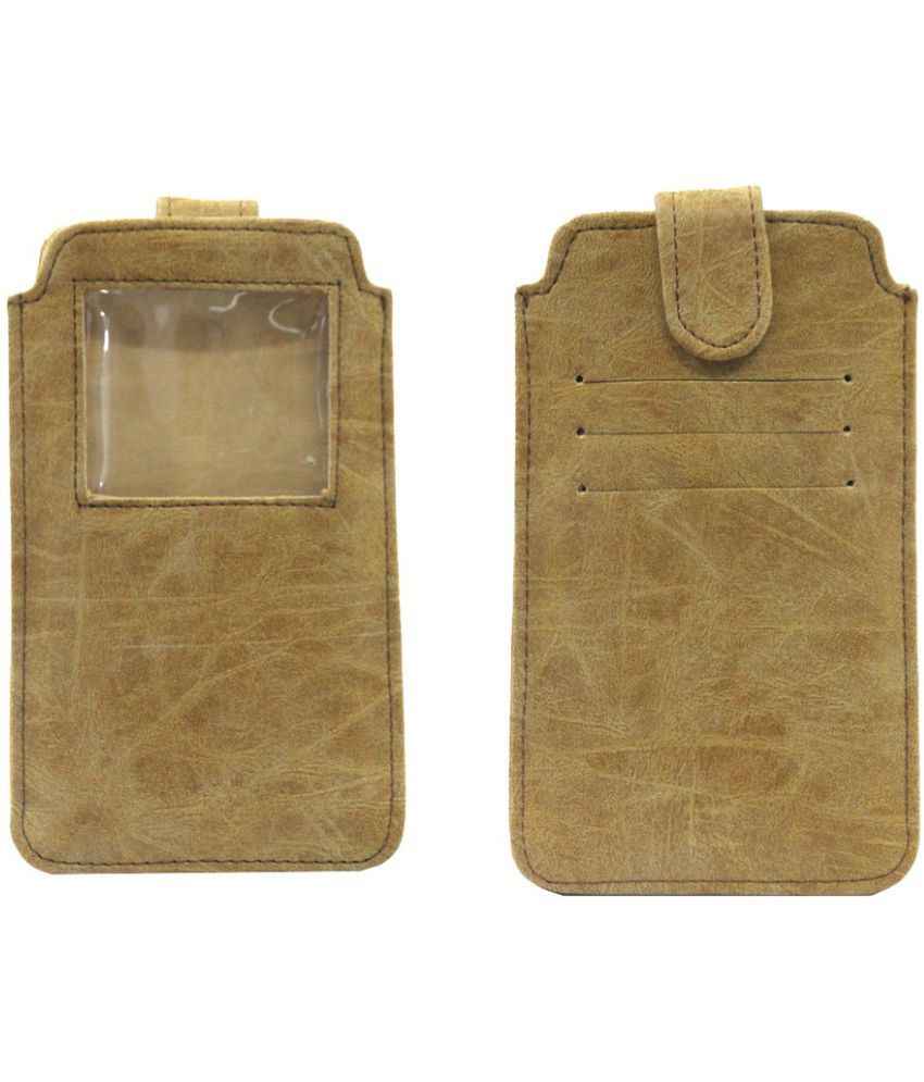 Moto X Holster Cover by Jojo - Brown