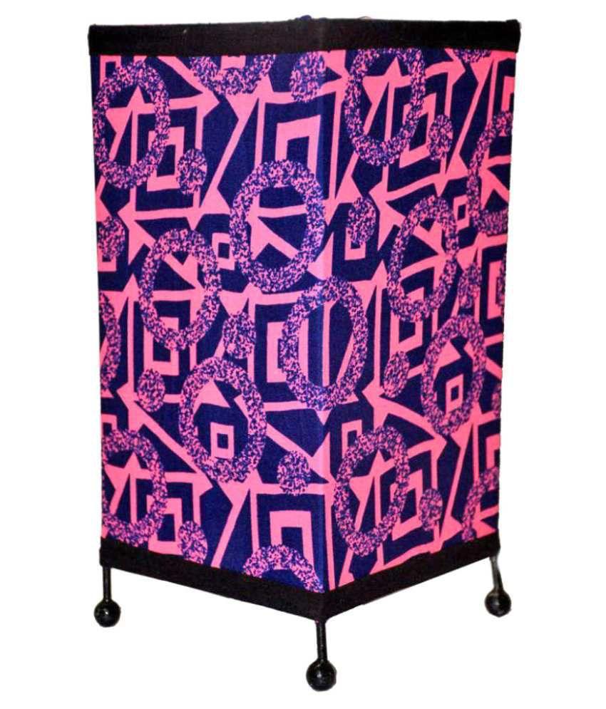 Beverly Studio Trendy Design Night Lamp Blue