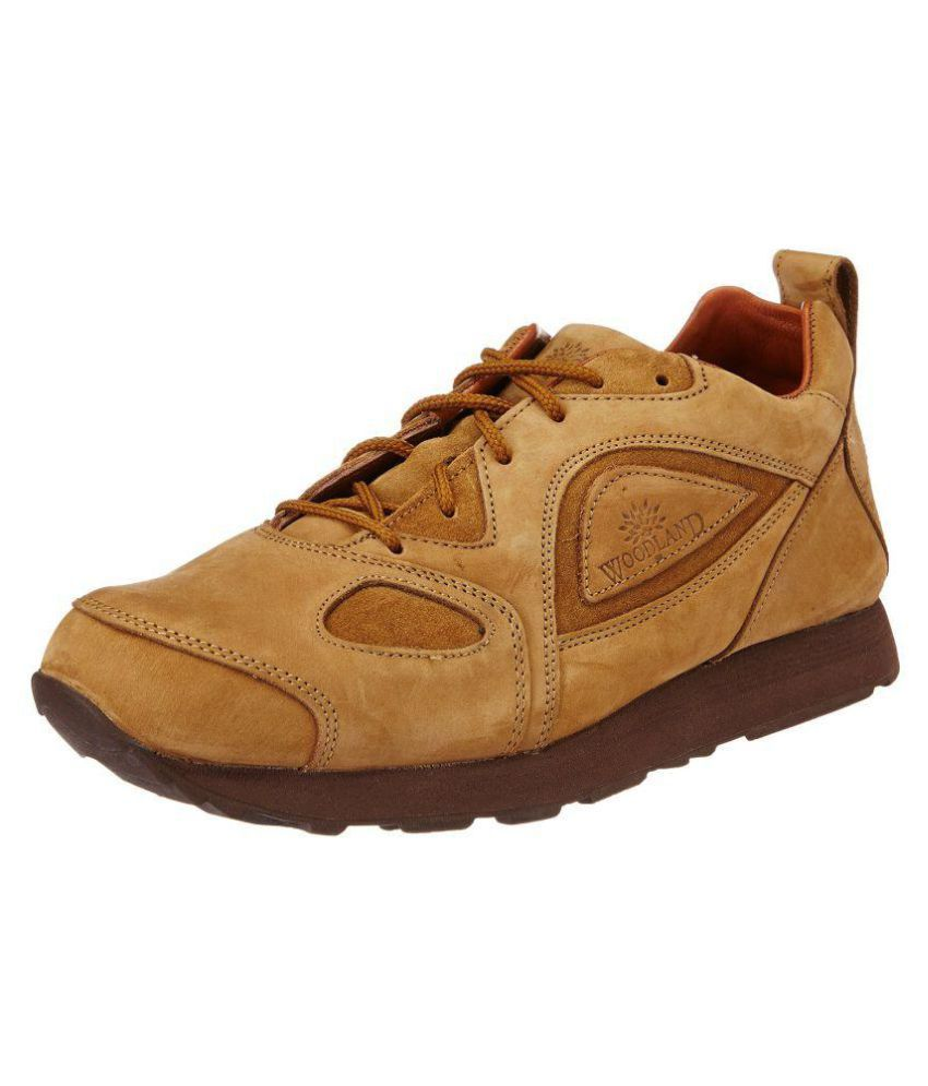 Woodland G777 Lifestyle Brown Casual