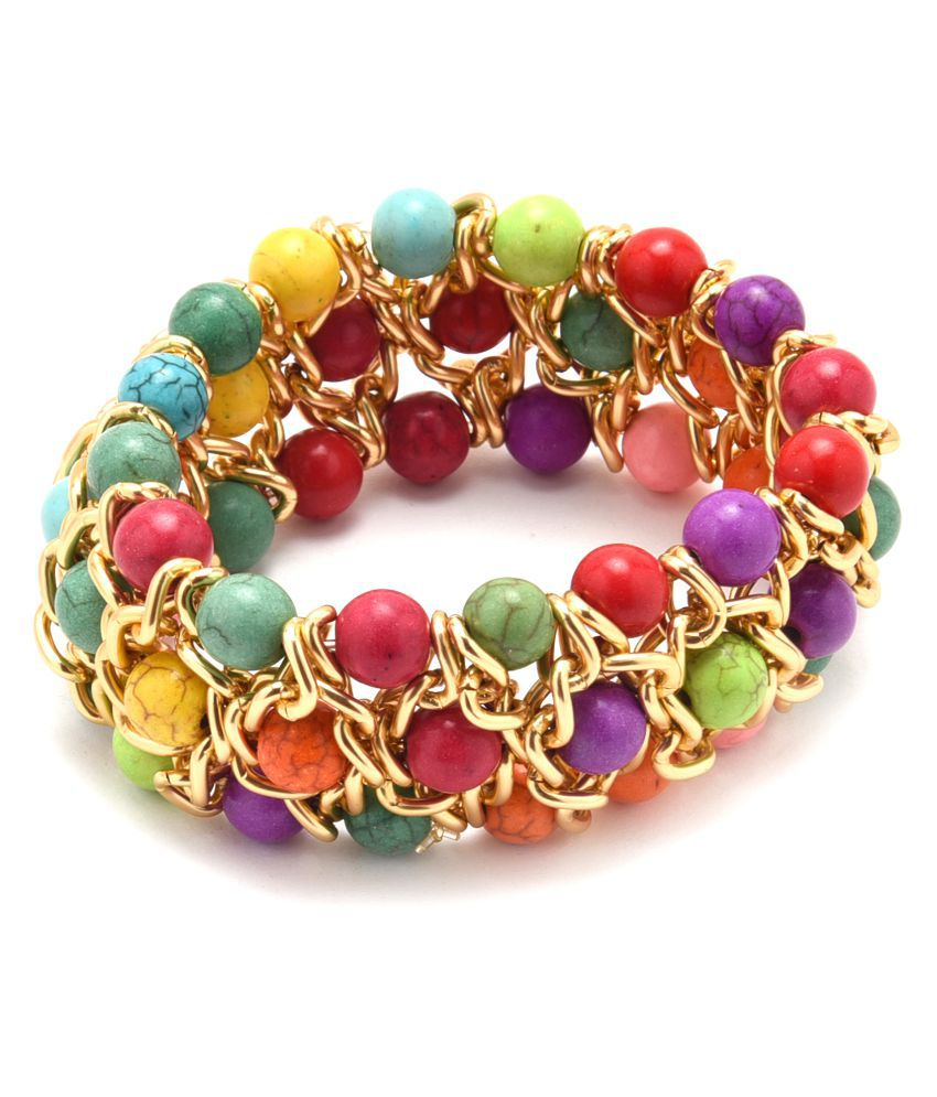 Diana Korr Multicoloured Bracelet