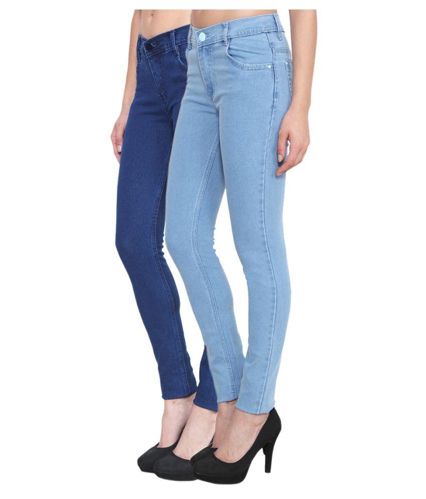 Crazy Style Denim Jeans