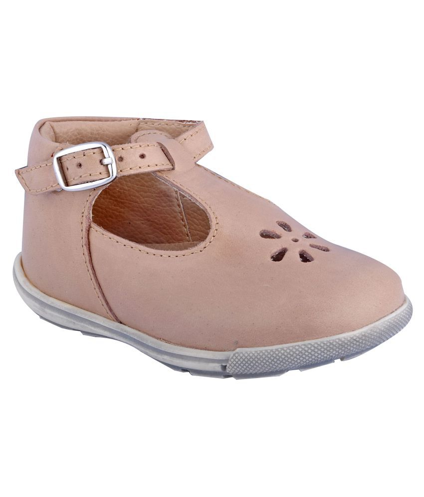 Beanz Beige Casual Shoes