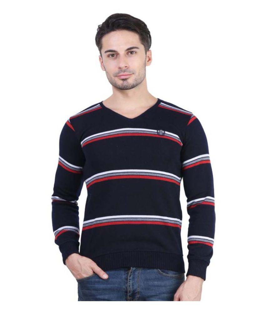 Bravezi Multi V-Neck T-Shirt