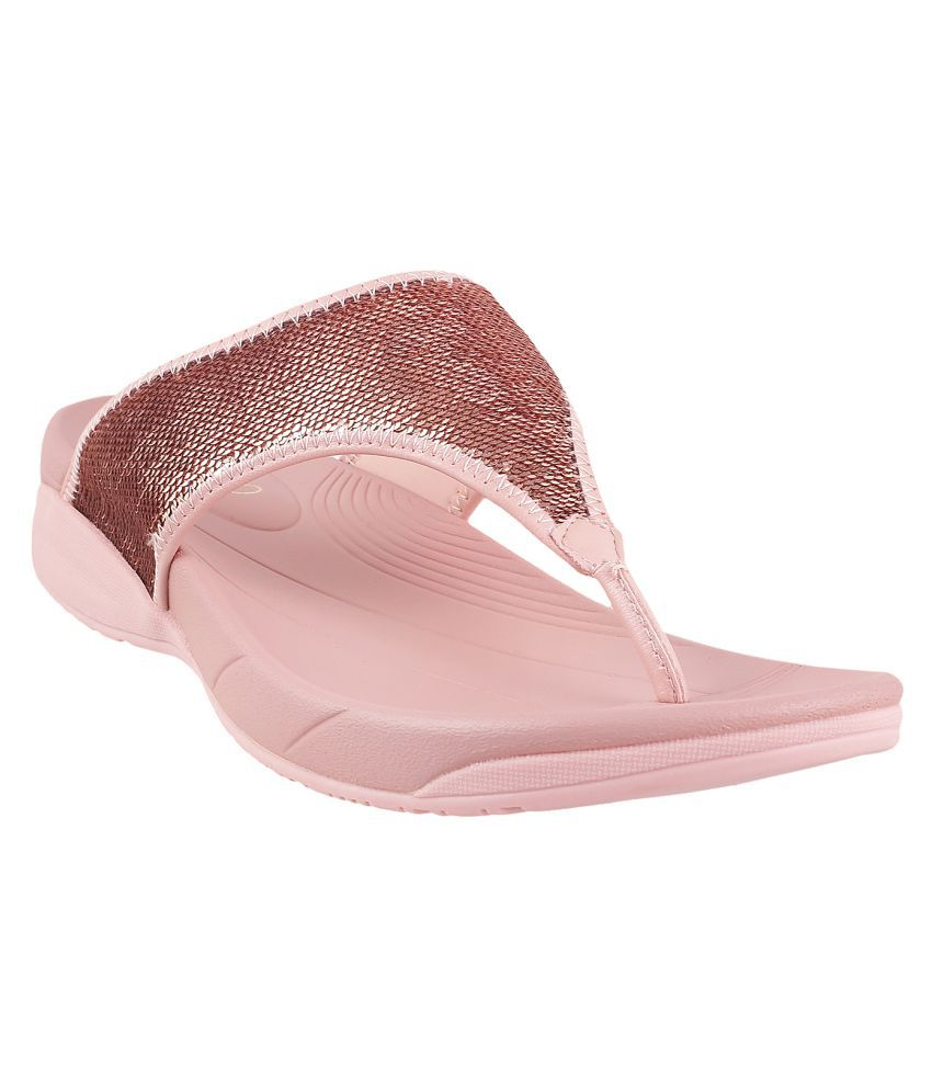 METRO PINK Slippers