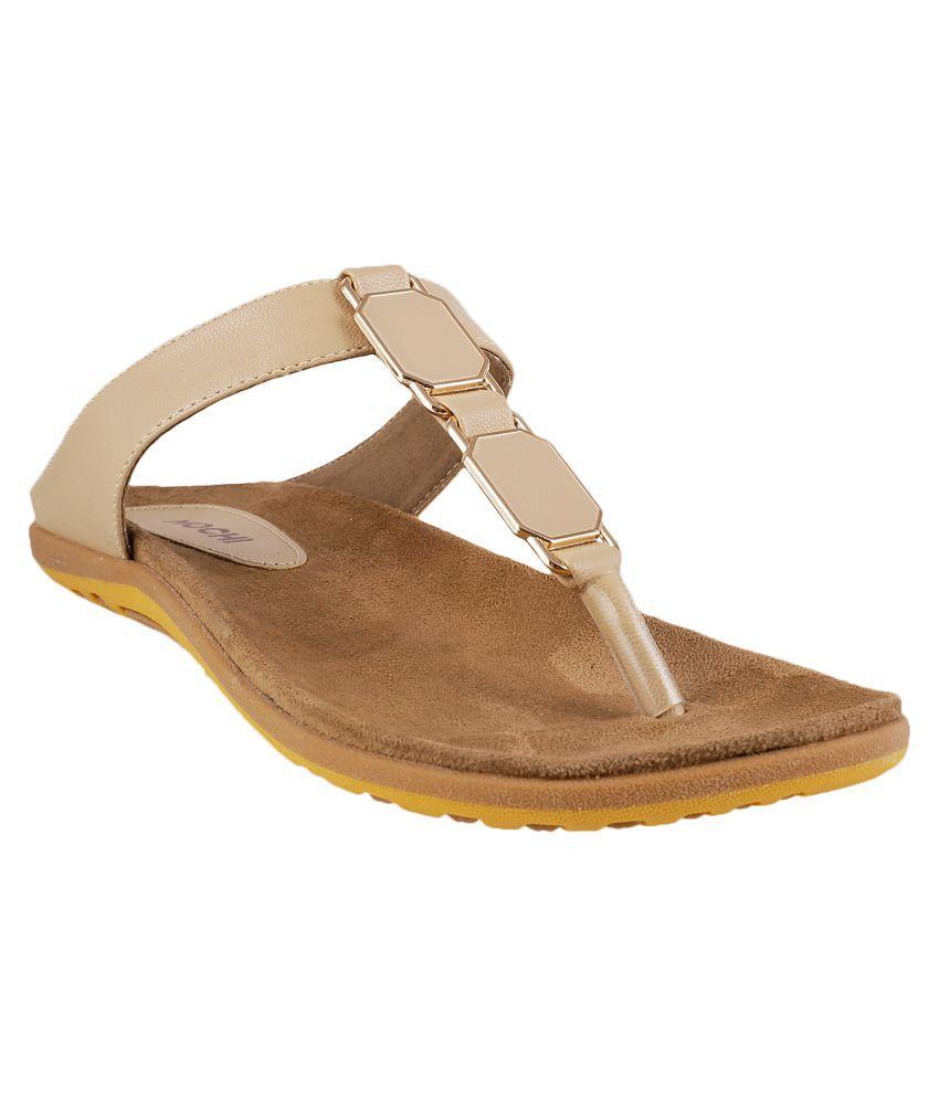 MOCHI BEIGE Slippers