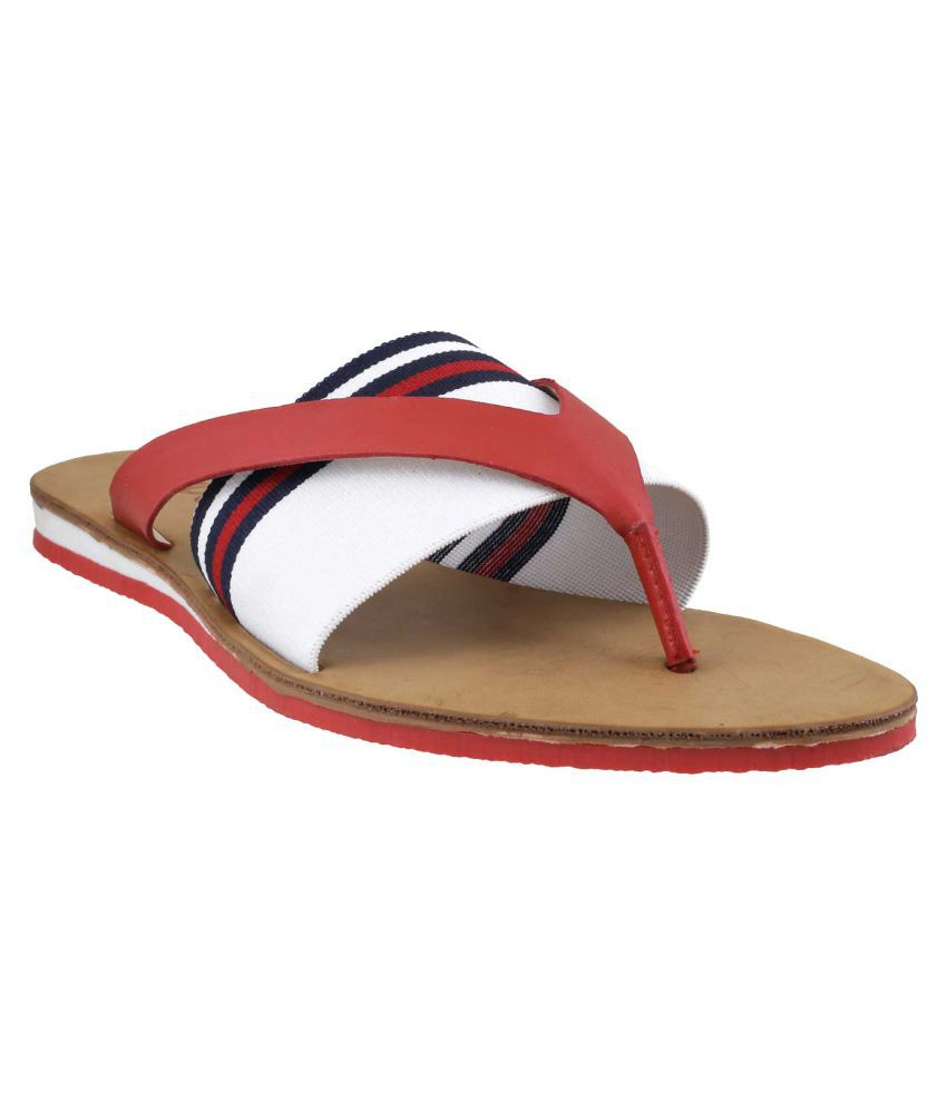 MOCHI RED Slippers