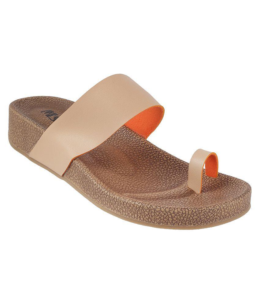 MSL BEIGE Slippers