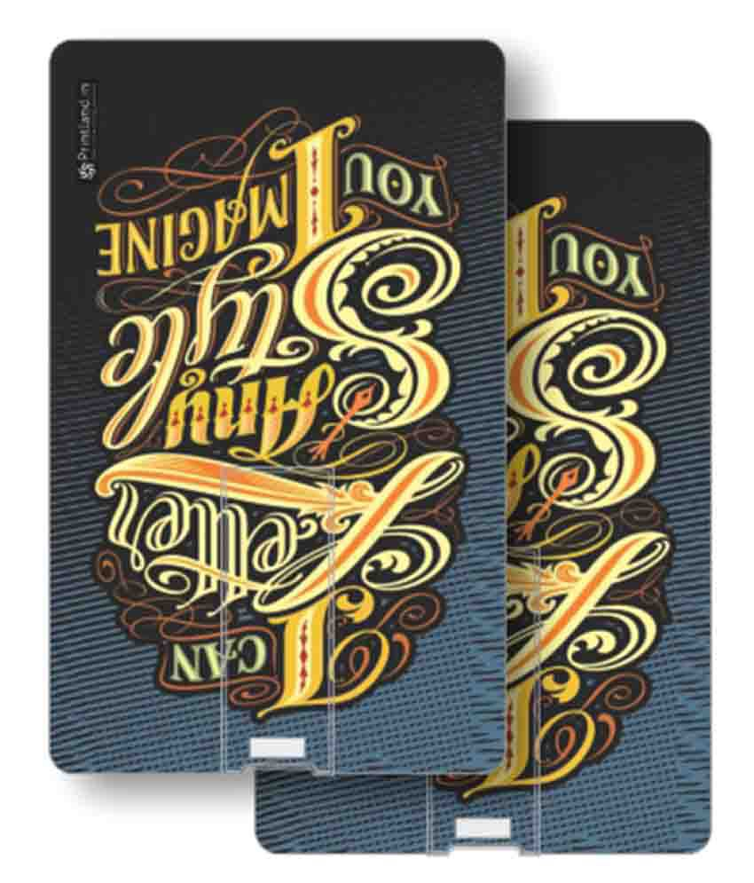 Printland 16GB USB 2.0 Pendrive Set of 2