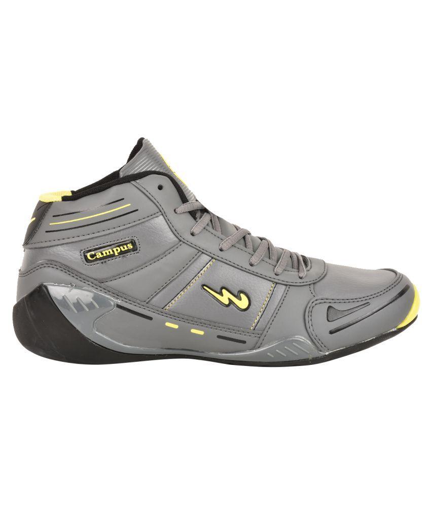 Campus Explore Gray Running Shoes - Buy Campus Explore Gray Running ... 251ef9fbb