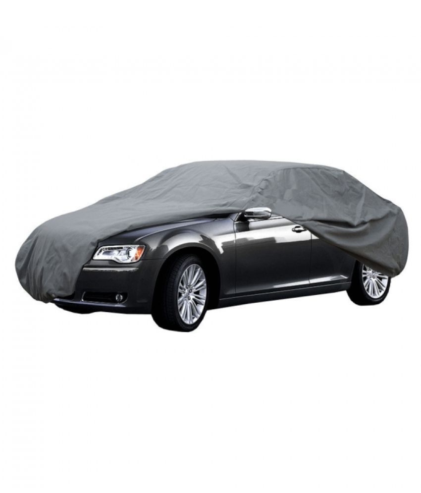 Double Horse Car Body Covers - Grey: Buy Double Horse Car Body