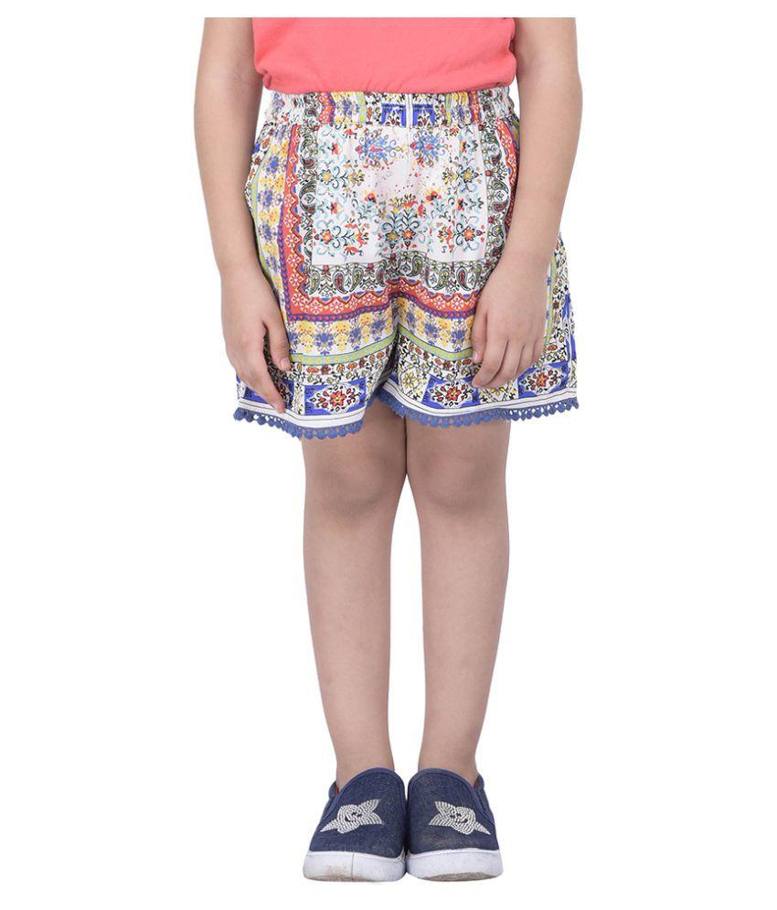 Oxolloxo Multicolor Shorts