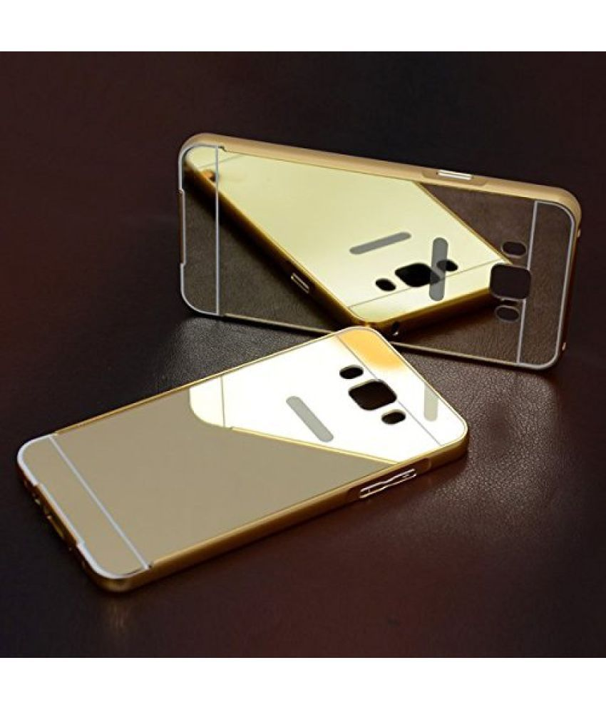 Samsung Galaxy J2 (2016) Bumper Cover by TODAY'S TECH - Golden