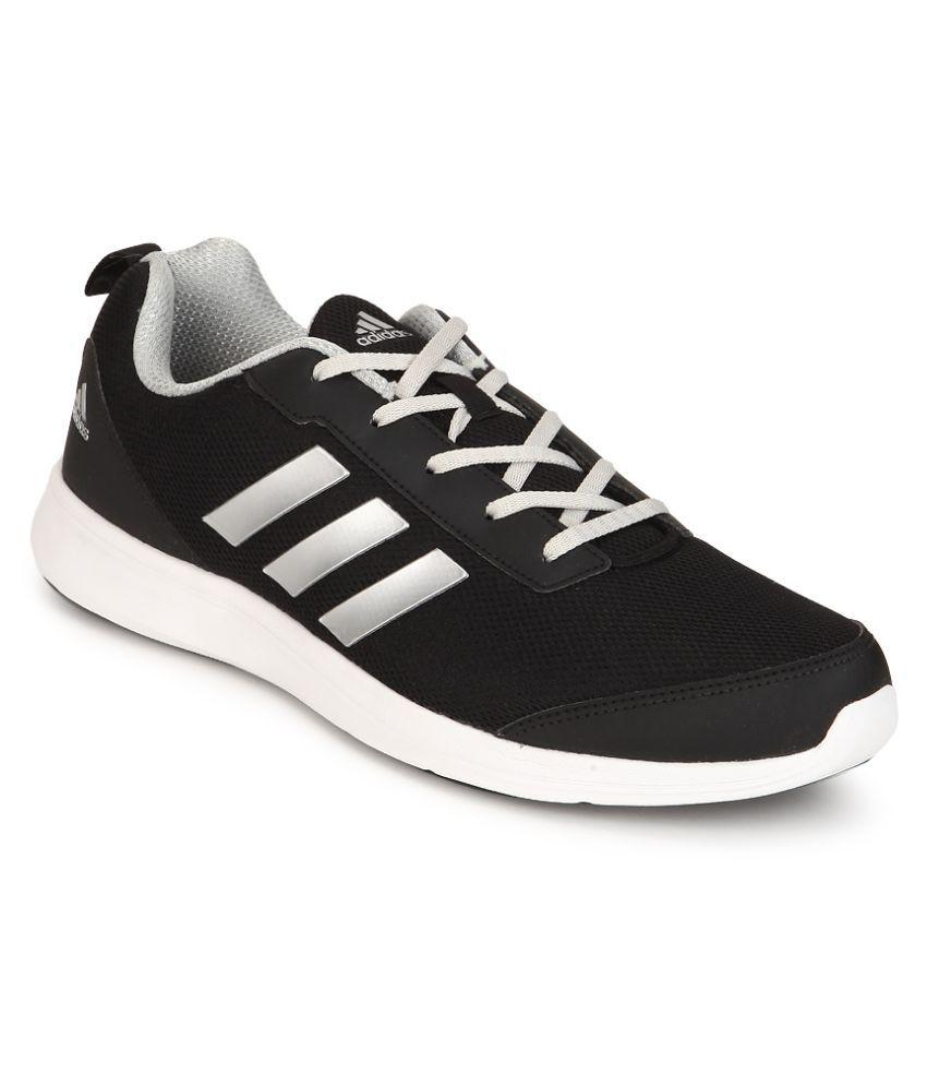 Adidas YKING 1.0 Black Running Shoes ...