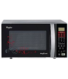 Whirlpool 20 Ltr Magicook Deluxe Black (New) Grill Microwave