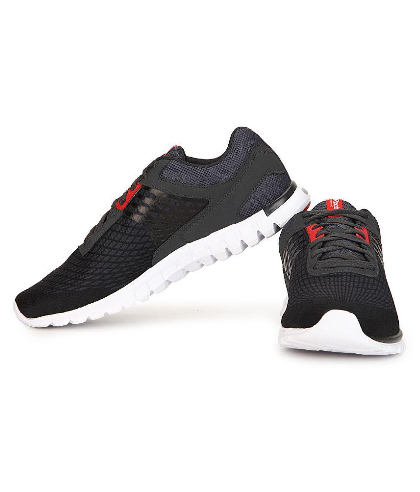 ... Reebok Sublite Escape3.0 Black Running Shoes ...