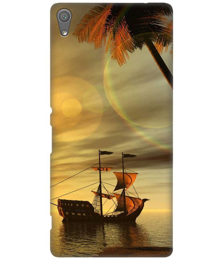 Sony Xperia XA Ultra Printed Cover By SWAGMYCASE